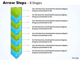 Arrow 8 Stages diagram 14