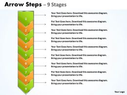 Arrow 9 Stages 14