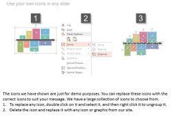 71729785 Style Essentials 1 Roadmap 10 Piece Powerpoint Presentation Diagram Template Slide