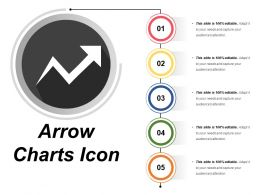 Arrow Chart Icon 10
