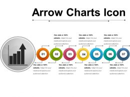 Arrow Charts Icon 7