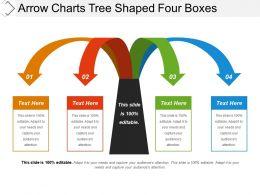arrow_charts_tree_shaped_four_boxes_Slide01