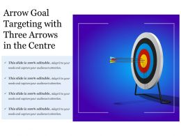 arrow_goal_targeting_with_three_arrows_in_the_centre_Slide01