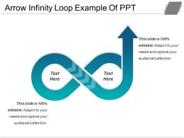 Arrow Infinity Loop Example Of Ppt