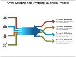 arrow_merging_and_diverging_business_process_ppt_presentation_Slide01
