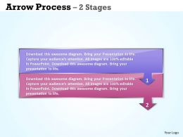 Arrow Process 2 Stages 2