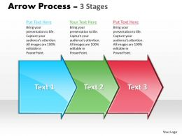 Arrow Process 3 Stages 12