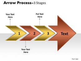 Arrow Process 3 Stages 15