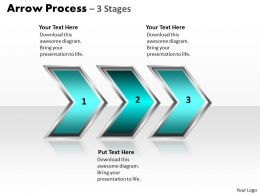 Arrow Process 3 Stages Style 2