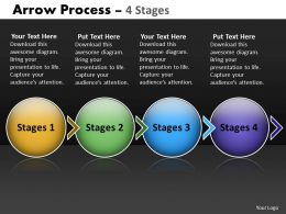Arrow Process 4 Stages 10