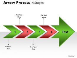 Arrow Process 4 Stages 13
