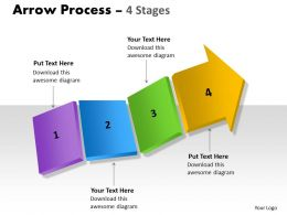 Arrow Process 4 stages 4