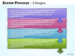 Arrow Process 4 Stages 9