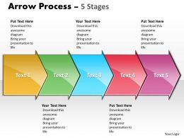 Arrow Process 5 Stages 24
