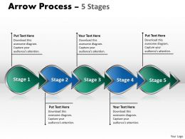 Arrow Process 5 Stages 26