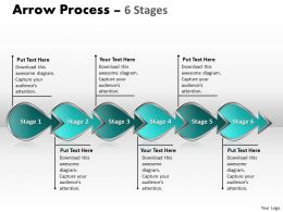 Arrow Process 6 Stages 11