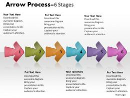Arrow Process 6 Stages 12