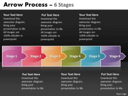 Arrow Process 6 Stages 7