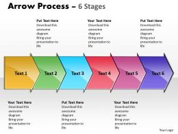 Arrow Process 6 Stages 9