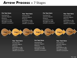 Arrow Process 7 Stages 7