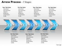 Arrow Process 7 Stages Style 9