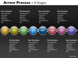 Arrow Process 8 Stages 15