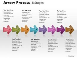 Arrow Process 8 Stages 1