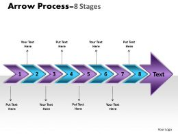 Arrow Process 8 Stages 2
