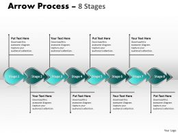 Arrow Process 8 Stages 3