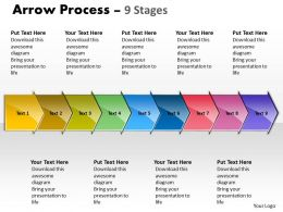 Arrow Process 9 Stages 21
