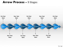 Arrow Process 9 Stages 6