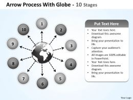 arrow_process_with_globe_10_stages_3_Slide02