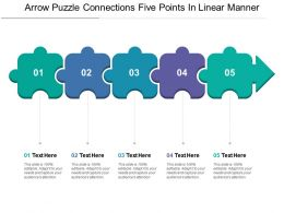 arrow_puzzle_connections_five_points_in_linear_manner_Slide01