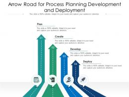 Arrow Road For Process Planning Development And Deployment