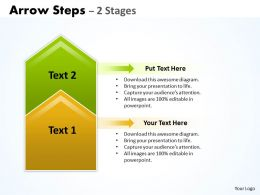 Arrow Steps 2 Stages 5
