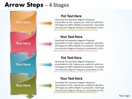 Arrow Steps 4 Stages diagram 11