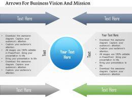 18321960 Style Essentials 1 Our Vision 4 Piece Powerpoint Presentation Diagram Infographic Slide