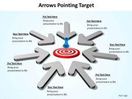 arrows_pointing_towards_bullseye_target_powerpoint_diagram_templates_graphics_712_Slide01