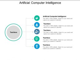 Artificial Computer Intelligence Ppt Powerpoint Presentation Outline Picture Cpb