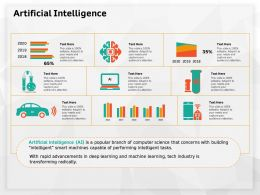 Artificial Intelligence Building M615 Ppt Powerpoint Presentation Microsoft