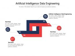 Artificial Intelligence Data Engineering Ppt Powerpoint Presentation Show Styles Cpb