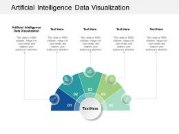 Artificial Intelligence Data Visualization Ppt Powerpoint Presentation Summary Images Cpb