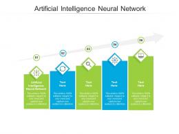 Artificial Intelligence Neural Network Ppt Powerpoint Presentation File Cpb