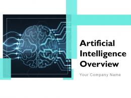 Artificial Intelligence Overview Powerpoint Presentation Slides