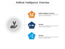 Artificial Intelligence Overview Ppt Powerpoint Presentation Download Cpb