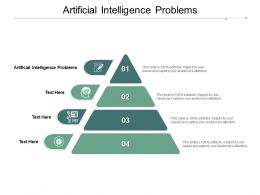 Artificial Intelligence Problems Ppt Powerpoint Presentation Inspiration Tips Cpb