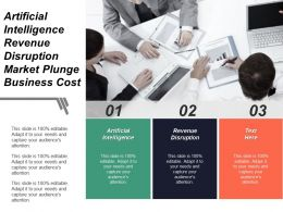 Artificial Intelligence Revenue Disruption Market Plunge Business Cost Cpb