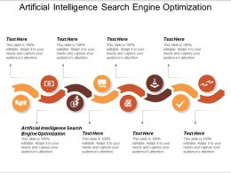 Artificial Intelligence Search Engine Optimization Ppt Powerpoint Presentation File Slides Cpb
