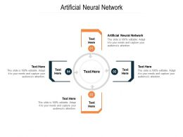 Artificial Neural Network Ppt Powerpoint Presentation Outline Graphics Tutorials Cpb
