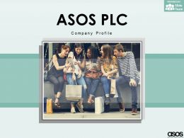 ASOS Plc Company Profile Overview Financials And Statistics From 2014-2018